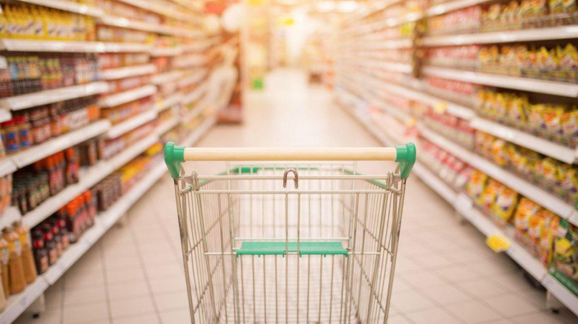 La inflación de agosto fue del 1,4%, según el INDEC