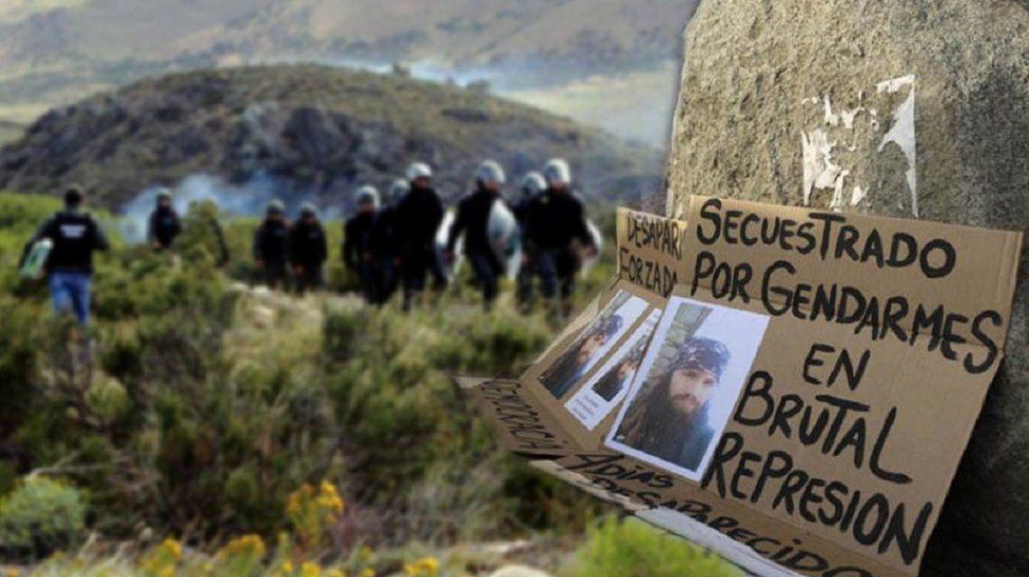 El juez Otranto ordenó allanar la comunidad mapuche en la que estuvo Santiago Maldonado