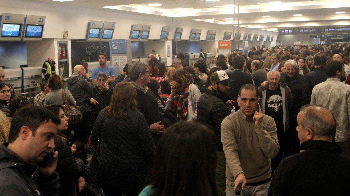 Una caída del sistema informático afecta a varios aeropuertos del mundo