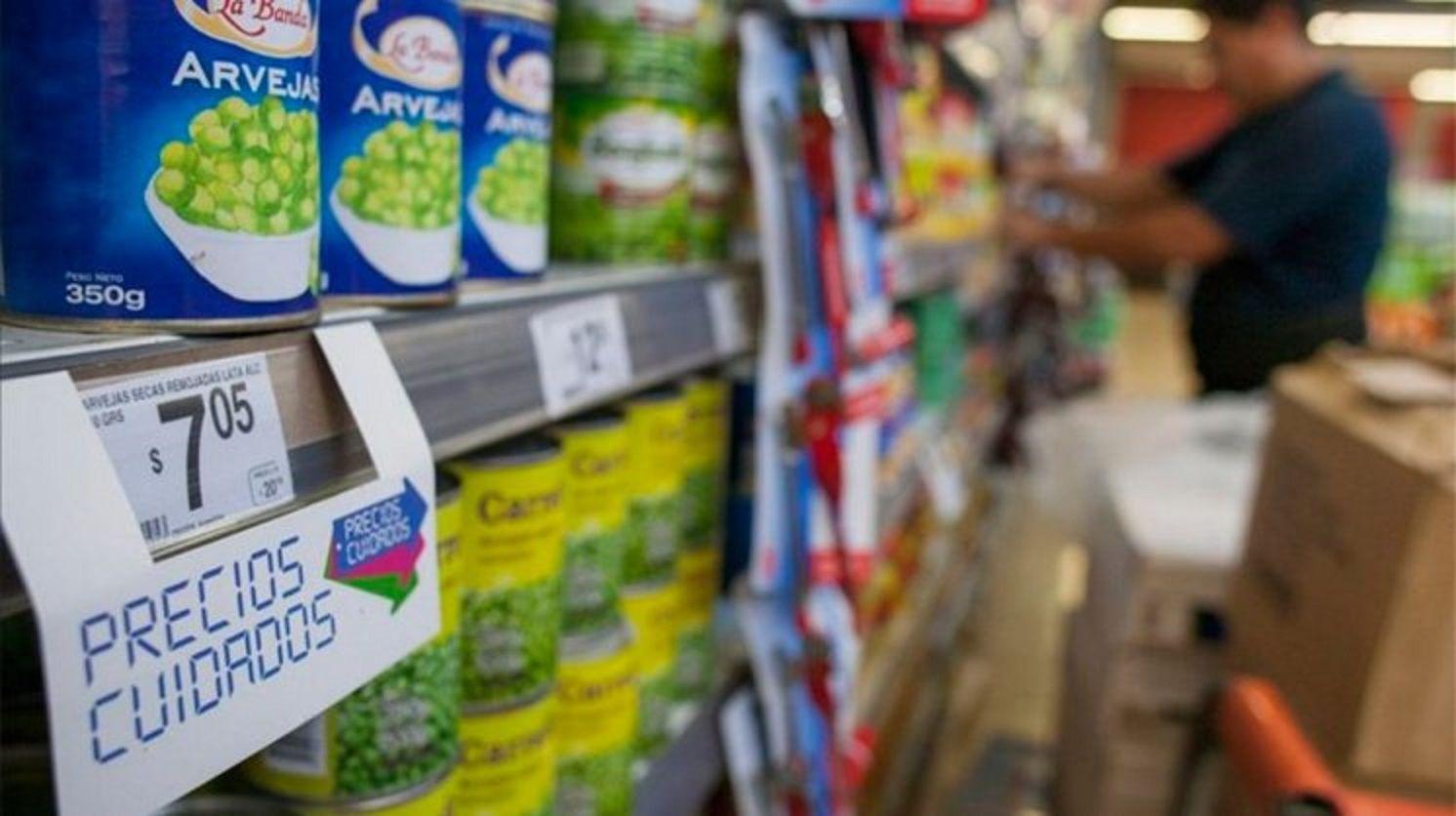 Precios Cuidados se extenderá hasta enero con suba del 1,78%: los nuevos productos
