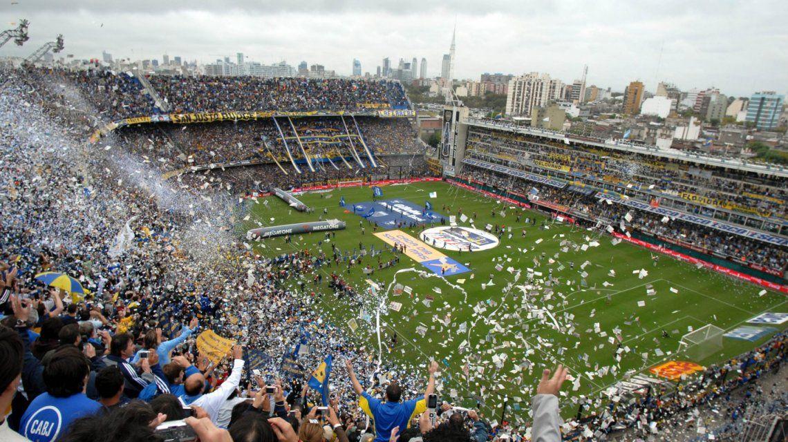 La Selección jugará frente a Perú en La Bombonera