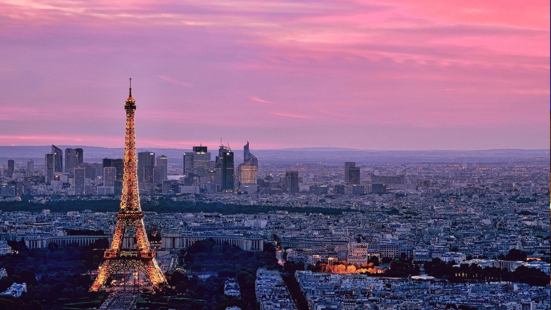 Panorámica de París