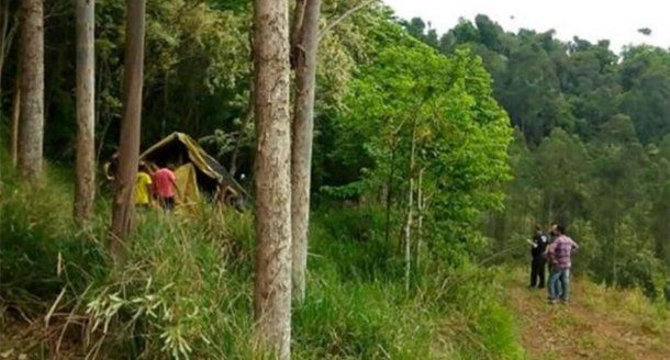 Hermanos perdidos en Misiones - Crédito: misionesonline.net