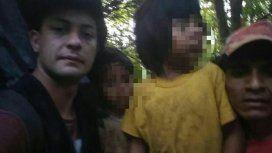 Hermanos perdidos en Misiones - Crédito:misionesonline.net