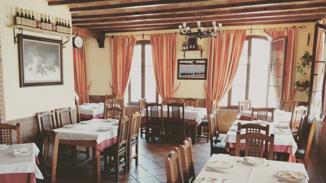 El restaurante de Cádiz