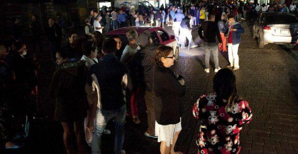 México sufre el peor terremoto de su historia<br>