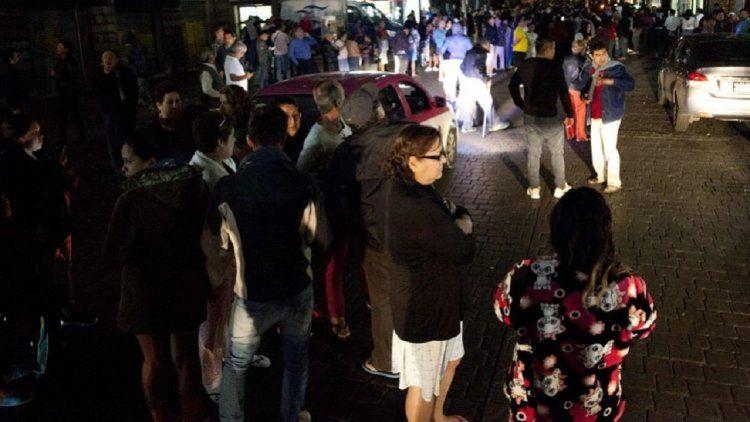 México sufre el peor terremoto de su historia