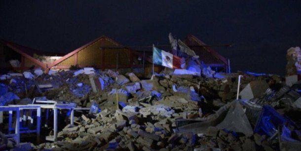 15 muertos. Se trata del peor terremoto de los últimos 100 años