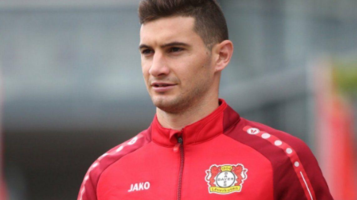 El jugador ya entrena con el club alemán