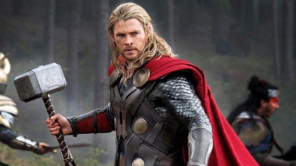 Se pudrió todo: Thor le reclama su martillo a Del Potro antes de su duelo con Nadal