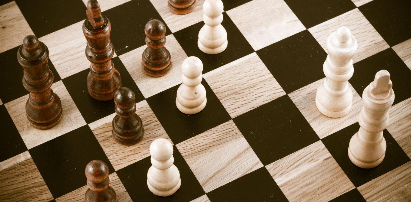 Un problema de ajedrez que tiene un millón de dólares de premio