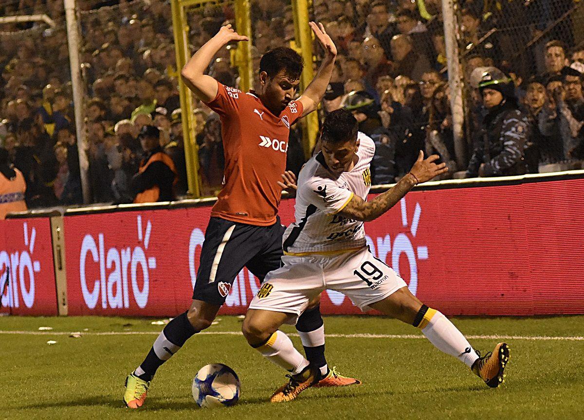 Independiente empató con Olimpo en Bahía