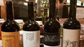 El  jugador ex Xeneize acaba de  lanzar sus primeras etiquetas de Vino del  Potrero