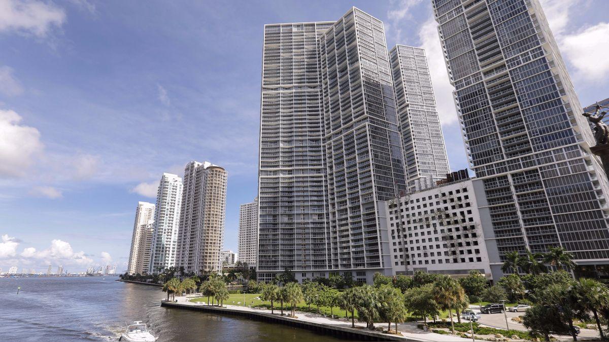 Gran parte de Miami podría quedar bajo el agua