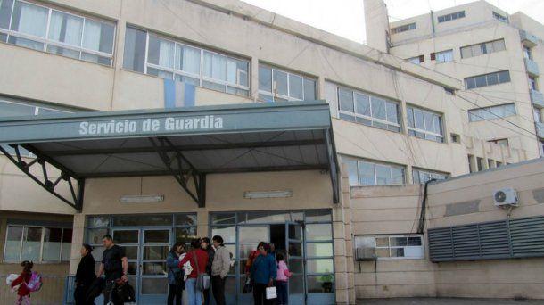 Hospital Schestakow - Crédito: mendozapost.com