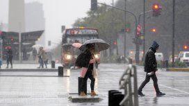 Nuevo alerta meteorológico por tormentas fuertes y posible caída de granizo