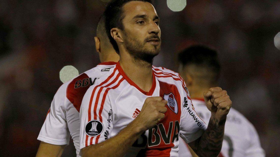 River le ganó a Guaraní en Paraguay y se encamina a los cuartos de final