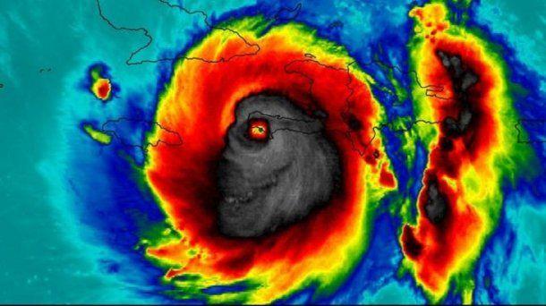 La cara oculta en el Huracán Irman