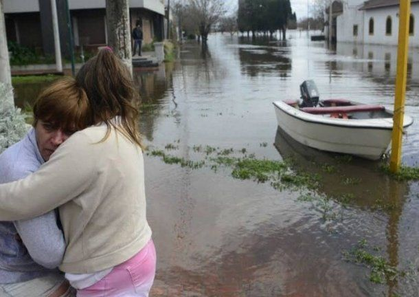 Al menos 10 localidades bonaerenses afectadas por las inundaciones<br>