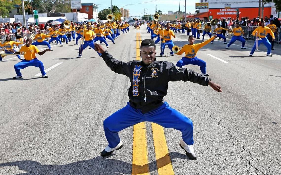 Así celebran el Martin Luther King Day en las calles de Miami