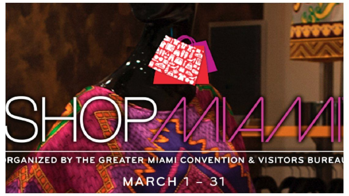 Shop Miami Month