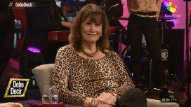 María del Carmen Gallego, la mamá de María Cash