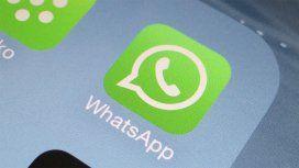 WhatsApp está caído