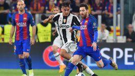 Barcelona vs. Juventus por la UEFA Champions League