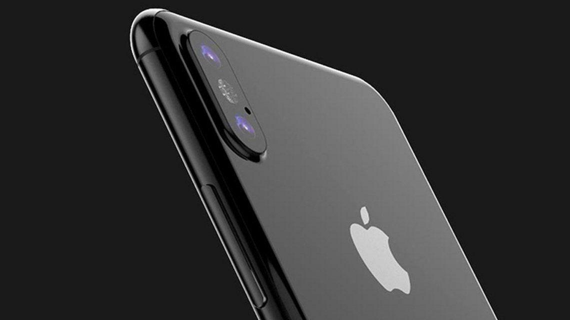 Algunas fotos del iPhone 8 se filtraron en las redes
