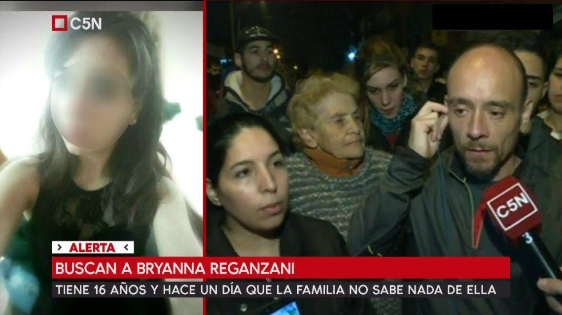 Búsqueda de Bryanna Reganzani