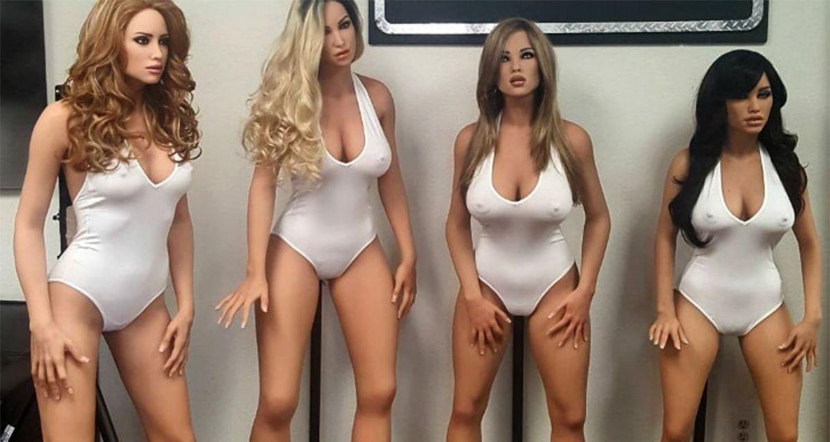 No se puede creer: esto es lo más raro que hace la gente con muñecas sexuales