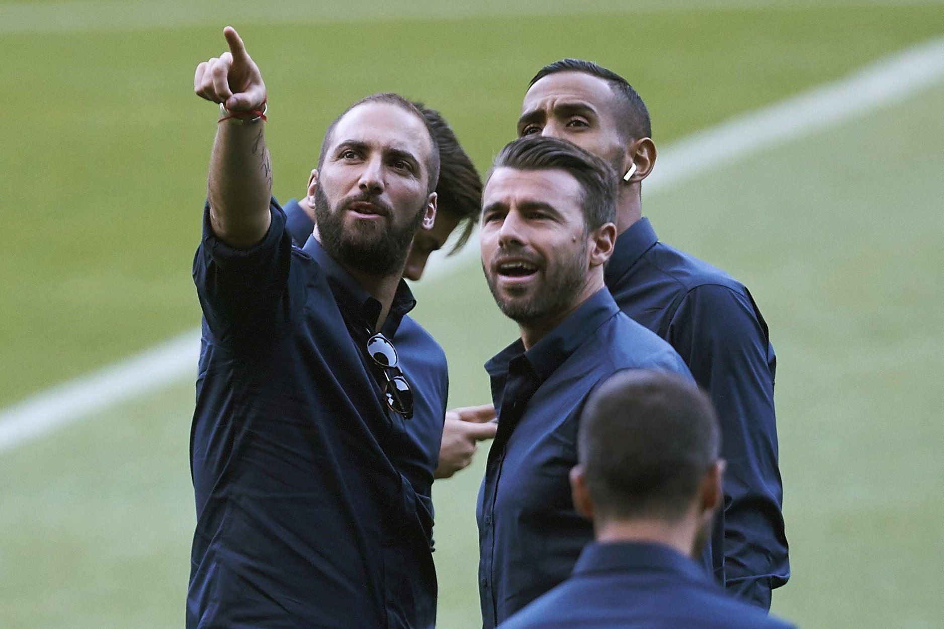 El delantero brilla en la Juventus