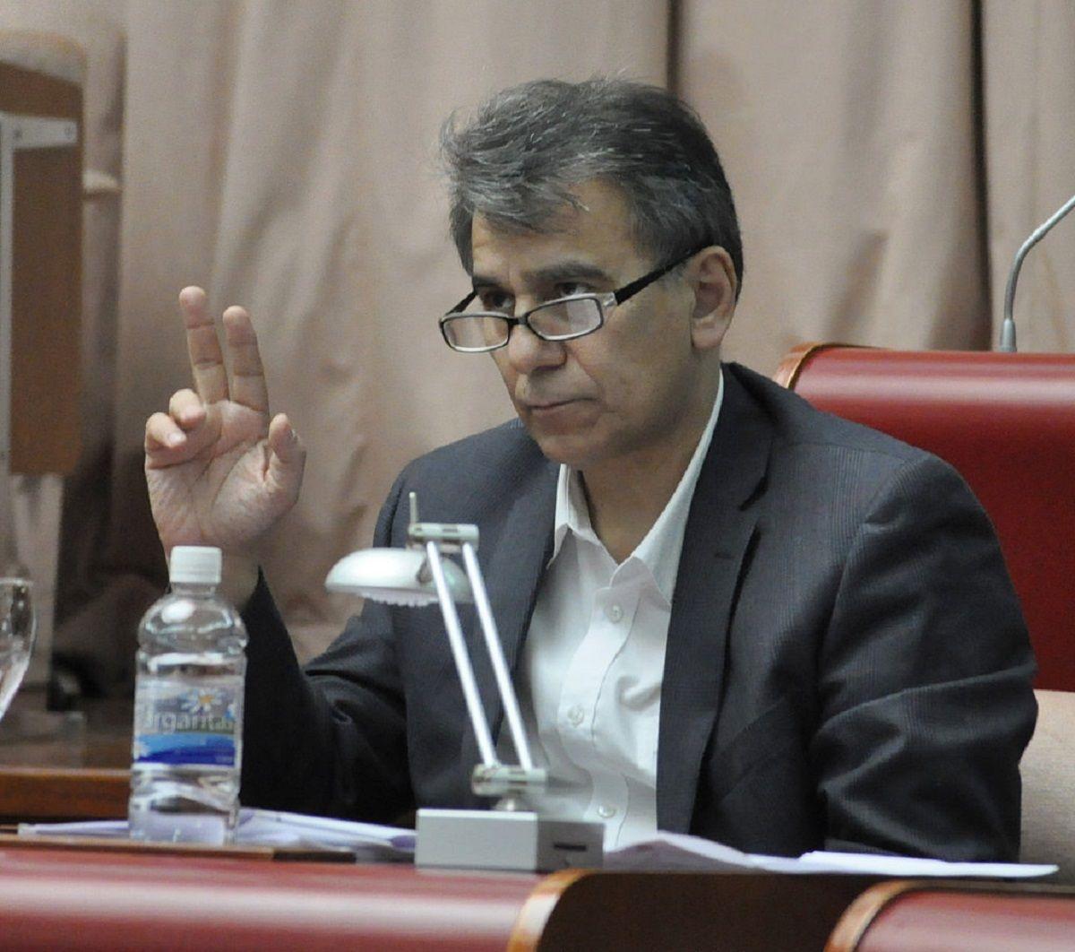 El polémico diputado Eduardo Conde