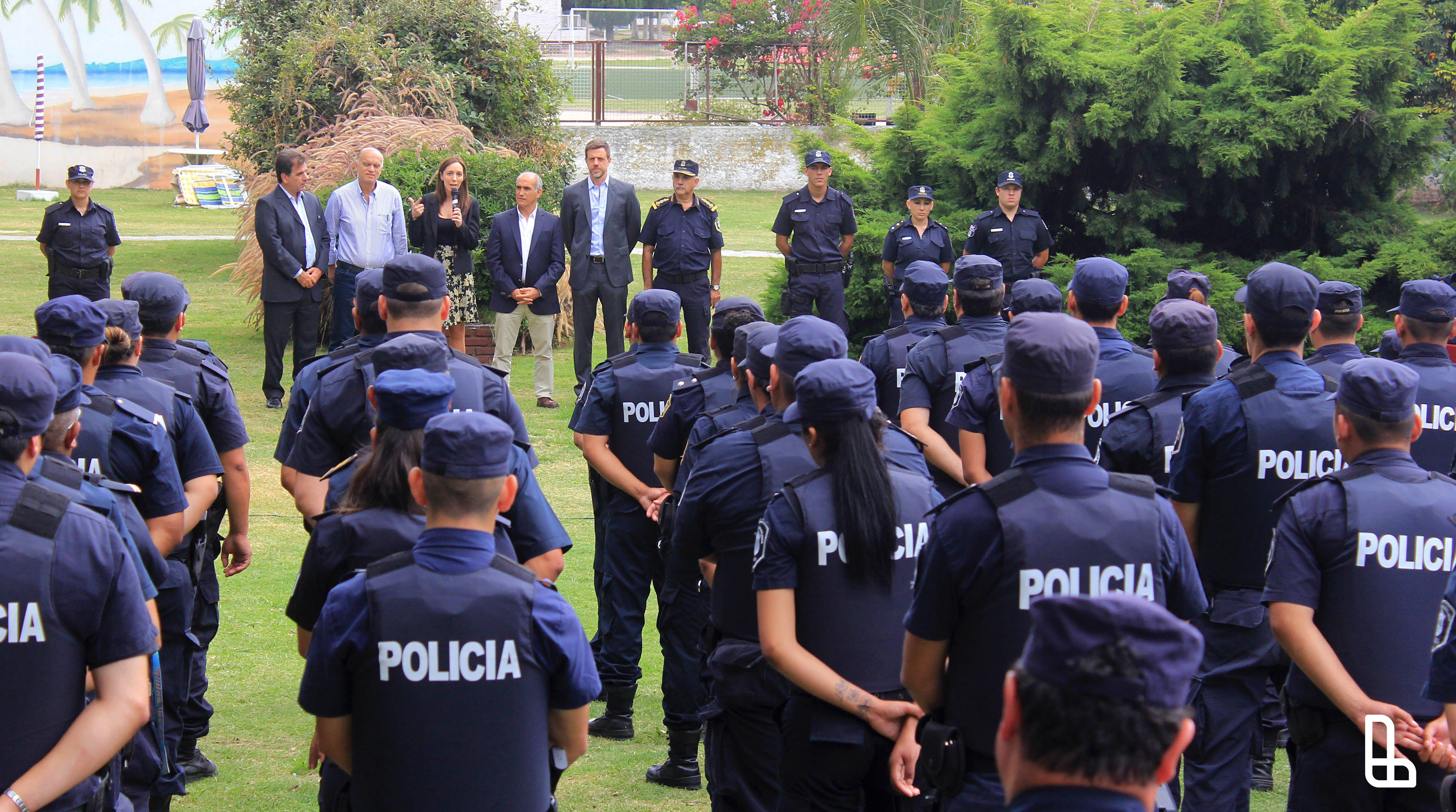 Ritondo intervino y desafectó a siete policías