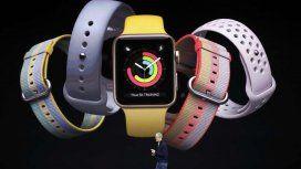 Apple Watch, una de las novedades que presentó la compañía fundada por Steve Jobs