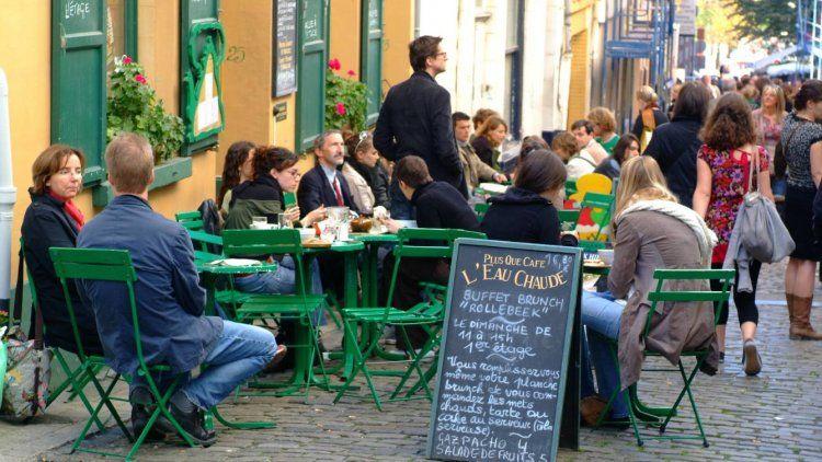 Bares en Bruselas