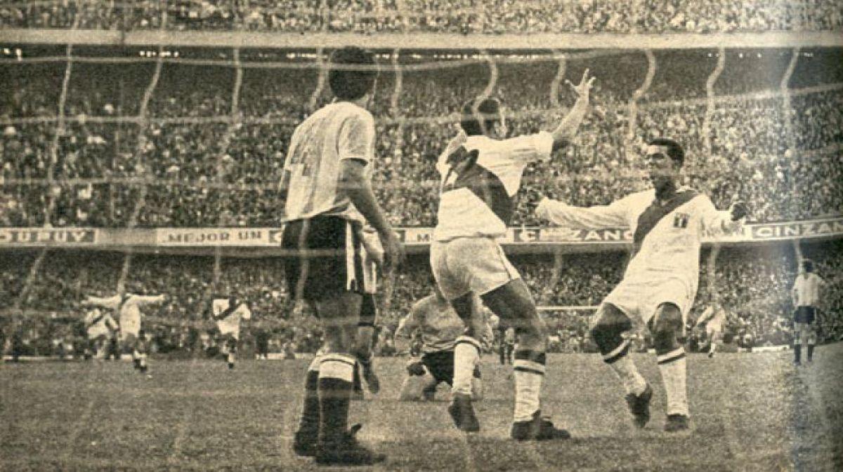 Argentina 2- Perú 2 1969: el peor recuerdo de la Selección en la Bombonera