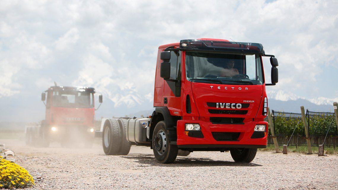A 90 KM/H sí o sí: pondrán limitadores de velocidad a los camiones