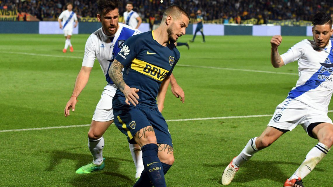 Gracias al intratable Benedetto, Boca le ganó a Guillermo Brown en Mendoza