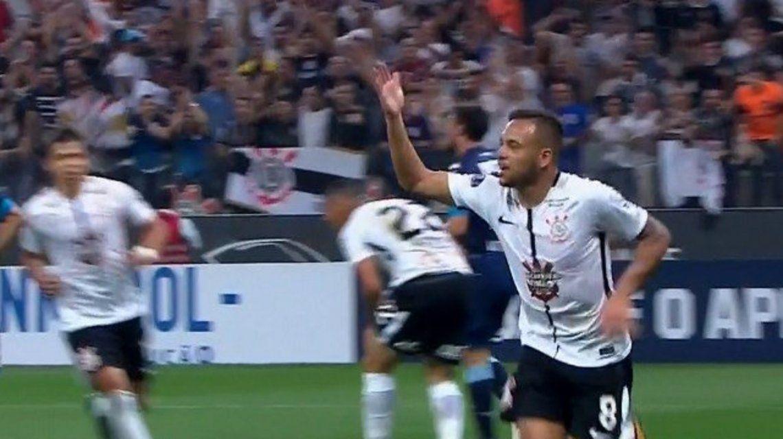 Corinthians 1 - Racing 1: goles y estadísticas