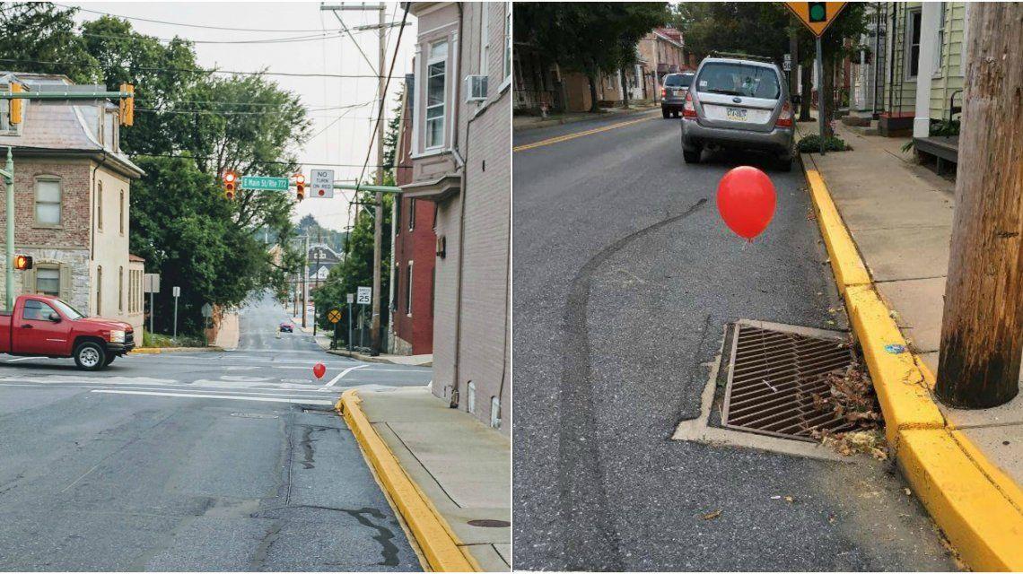 Los globos rojos que aterrorizaron a Lititz