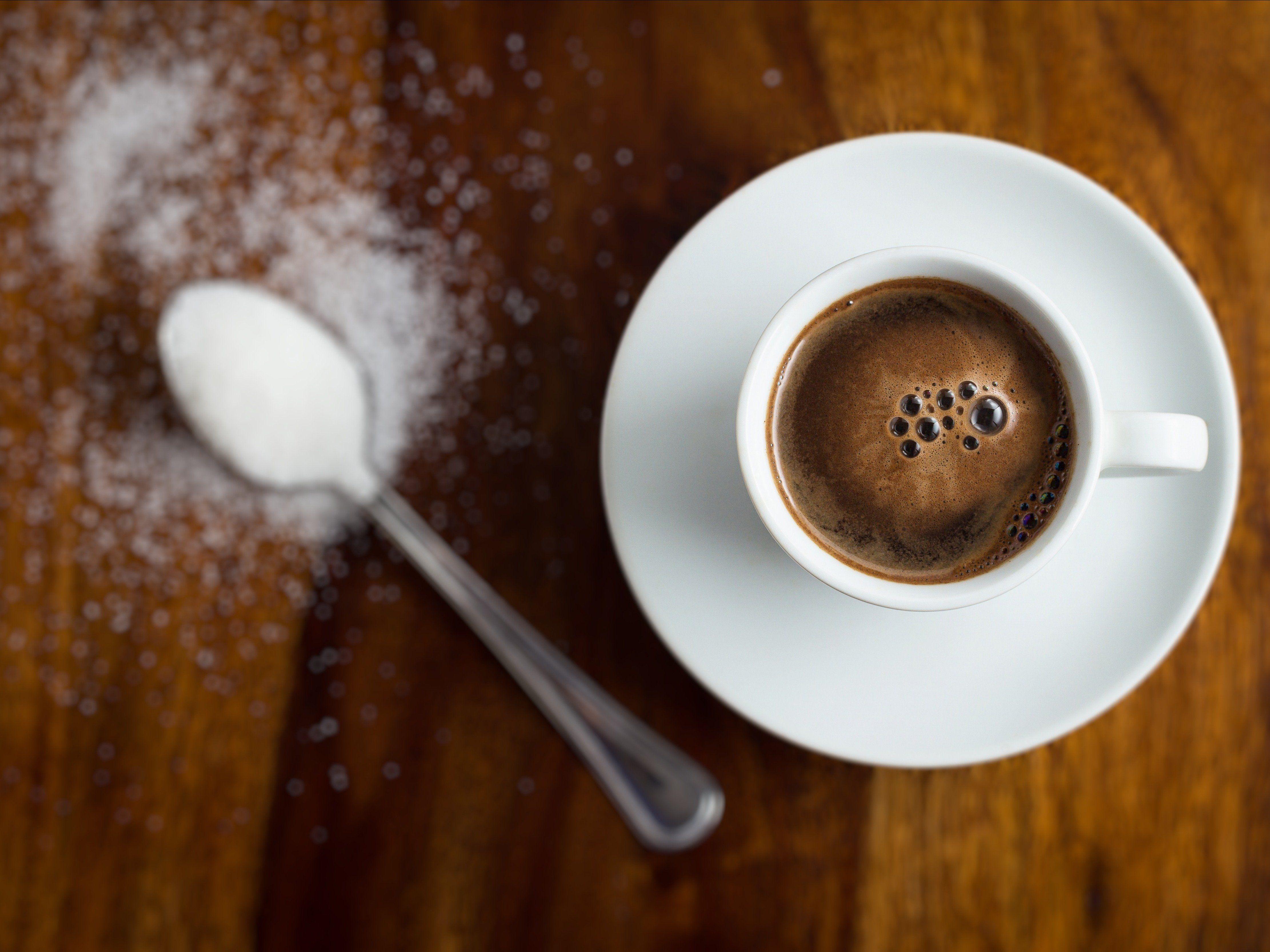 Si querés azúcar