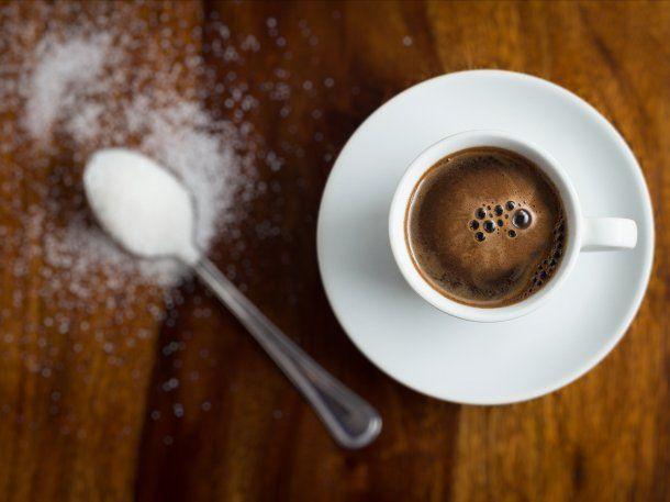Si querés azúcar, tenés que pedirla