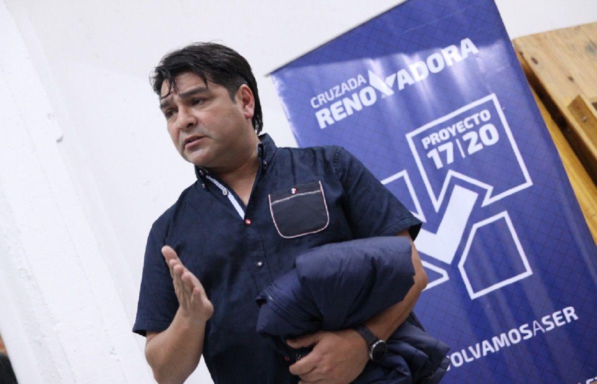 El Pacha ganó nueve títulos con el Fortín (foto: Cruzada Renovadora)