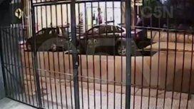VIDEO: Así fue el tiroteo en el que cayó abatido un delincuente