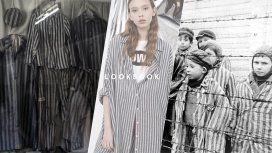 Una marca argentina lanzó una línea de camisas como las de Auschwitz