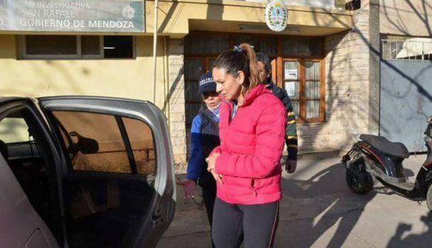 Julieta Silva está imputada por la muerte de Genaro Fortunato