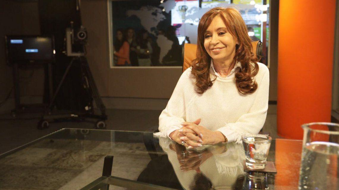 Cristina deslizó que podría ser candidata en 2019