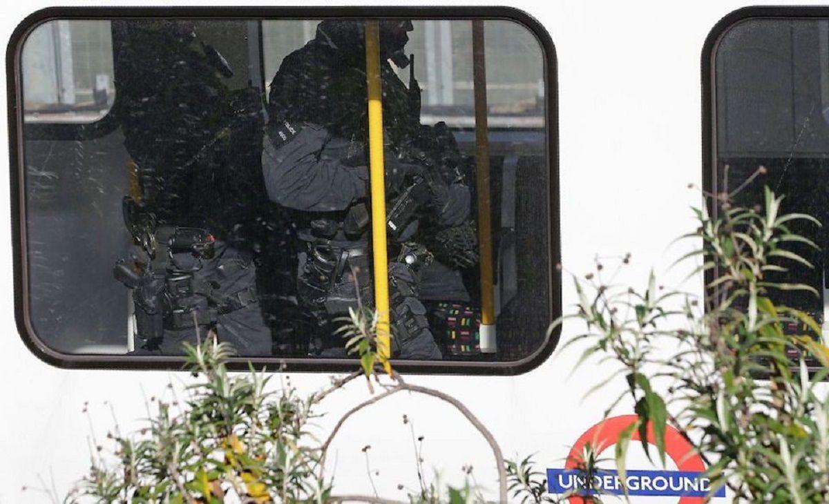 Detuvieron a un joven de 18 años por el atentado en el subte de Londres