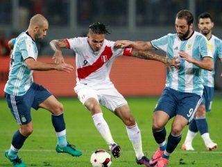 Argentina y Perú jugarán en La Boca